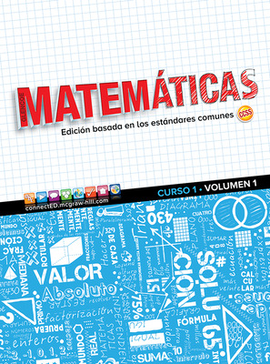 Glencoe Math, Course 1, Volume 1, Spanish Student Edition