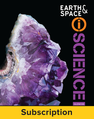 Earth & Space iScience, eTeacher Edition with LearnSmart, 1-yr subscription