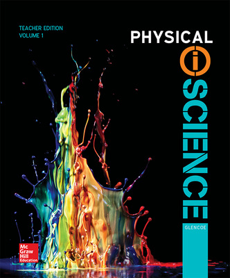 Physical iScience, Teacher Edition Vol. 1