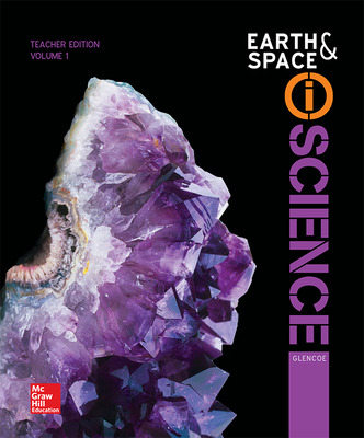 Earth & Space iScience, Teacher Edition Vol. 1
