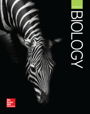 Glencoe Biology cover