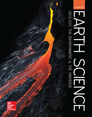 Glencoe Earth Science cover