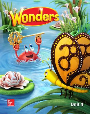 Wonders Reading/Writing Workshop, Volume 4, Grade K