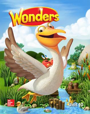 Wonders Reading/Writing Workshop, Volume 10, Grade K