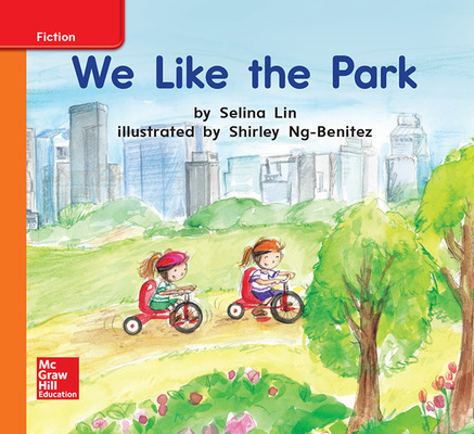World of Wonders Reader # 8 We Like the Park