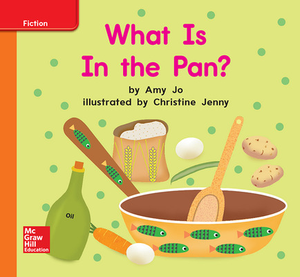 World of Wonders Reader # 11 What Is In The Pan?