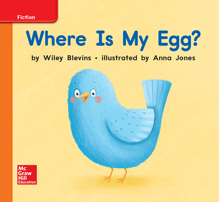 World of Wonders Reader # 23 Where Is My Egg?