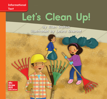 World of Wonders Reader # 31 Let's Clean Up