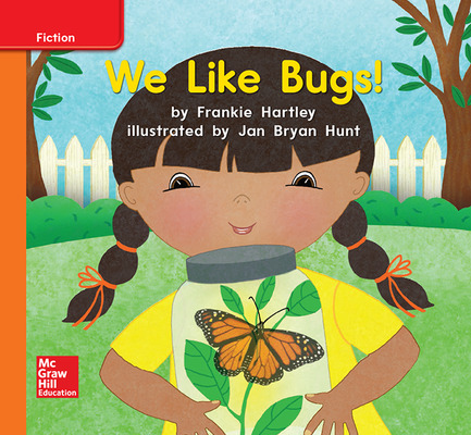 World of Wonders Reader # 32 We Like Bugs!