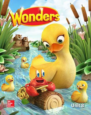 Wonders Reading/Writing Workshop, Volume 8, Grade K