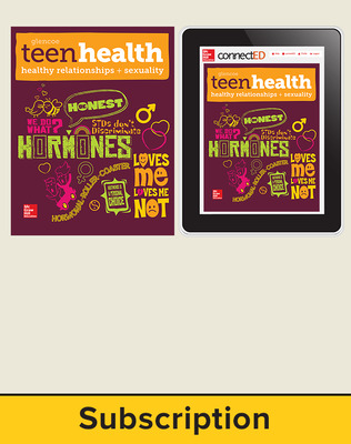 PTO MIX Teen Health, Print SE (with HRS) and eStudent 1 year subscription (with HRS)