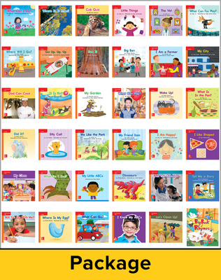 World of Wonders Little Readers Package