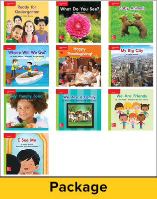 World of Wonders Pattern Books Package