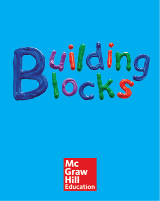 Building Blocks Pre-K Manipulative Package