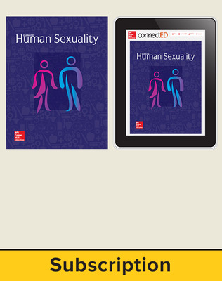Glencoe Health Print 2014 SE with Print Human Sexuality 2014 with 1 Year Online SE Subscription