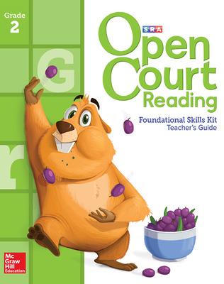 Open Court Reading Foundational Skills Kit, Teacher Guide, Grade 2