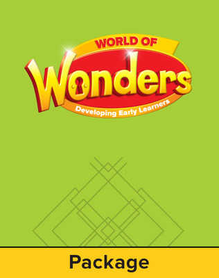 World of Wonders 2017 Kit with 7 Year Subscription