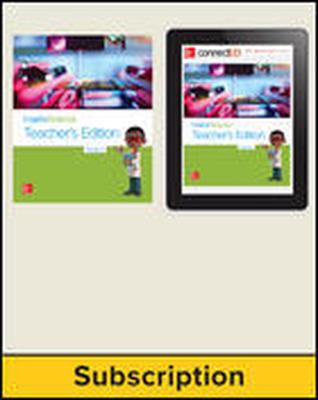 Inspire Science 2.0 Grade 4, Basic Teacher Bundle with Print Teacher's Edition and Online Teacher Center, 5 Year Subscription