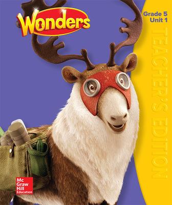 Wonders Teacher's Edition, Volume 1, Grade 5