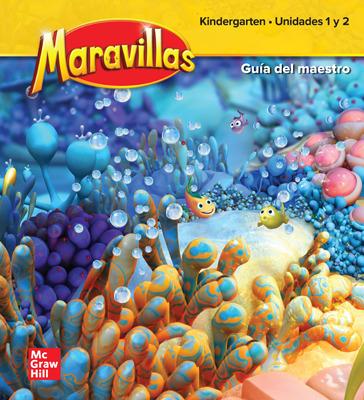 Maravillas Grade K Teacher Workspace, 10-Year Subscription