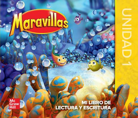 Maravillas Grade K Student Workspace, 10-Year Subscription