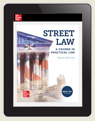Street Law: A Course in Practical Law, Online Student Edition, 6-Year Subscription