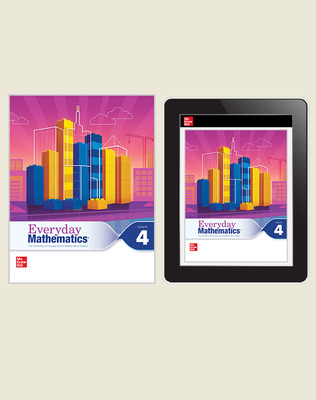 Everyday Math 4 Comprehensive Student Materials Set, 3-Years, Grade 4