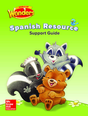 World of Wonders: Spanish Resource Support Guide