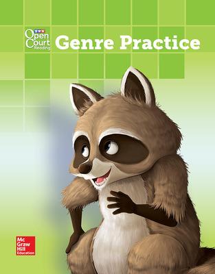 Open Court Reading Grade 2 Genre Workbook