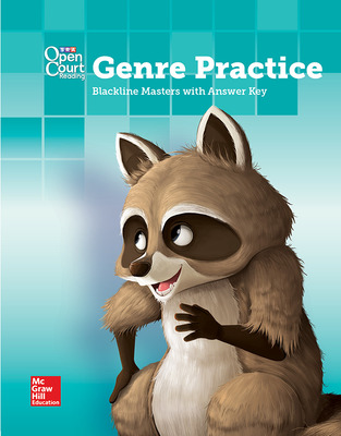 Open Court Reading Grade 5 Genre BLM with Answer Key