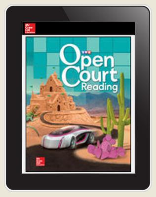 Open Court Reading Word Analysis Kit Grade 5 Single Class License (25 students, 1 teacher), 6-year subscription