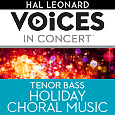 Music Studio Marketplace, Hal Leonard Levels 1-2: Tenor/Bass Holiday Choral Music, 5-year Hybrid Bundle subscription
