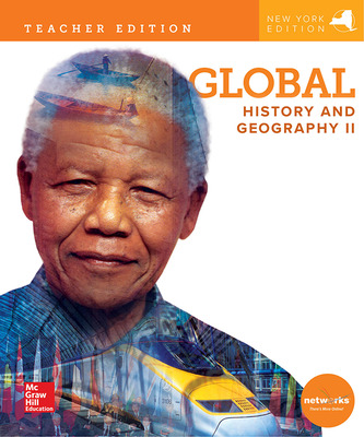 CUS New York Global History and Geography II Grade 10, Teacher Edition C2TEH