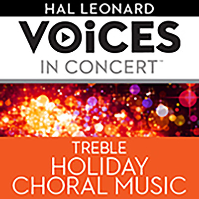 Music Studio Marketplace, Hal Leonard Levels 1-2: Treble Holiday Choral Music, 5-year Hybrid Bundle subscription