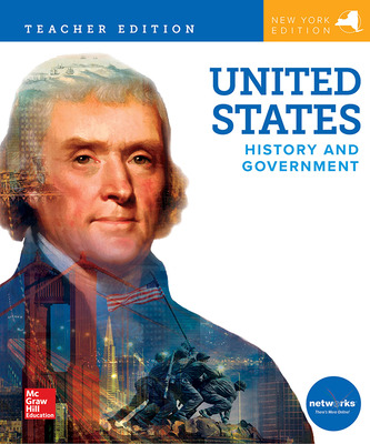 CUS New York United States History and Government Grade 11, Teacher Edition C2TEH