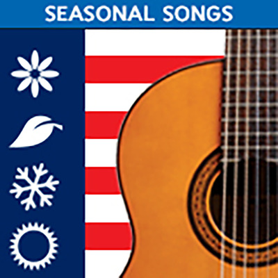 Music Studio Marketplace, Grades K-4, Celebrating Our American Heritage, Seasonal Songs, 5-Year Subscription Bundle