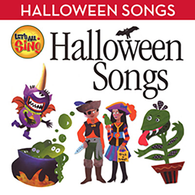 Music Studio Marketplace, Grades K-8, Let's All Sing, Halloween Songs, 5-Year Subscription Bundle