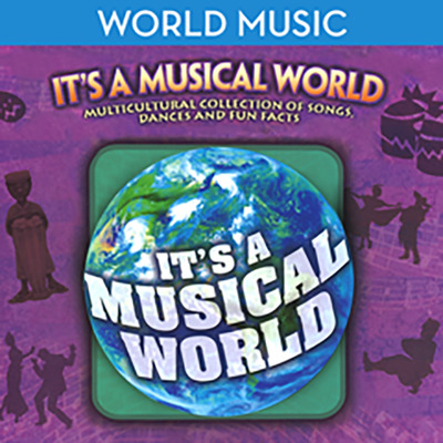 Music Studio Marketplace, Grades K-12, It's a Musical World, Multicultural Collection, 5-Year Subscription Bundle