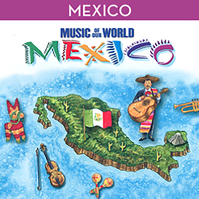 Music Studio Marketplace, Grades 3-8, Music of Our World, Mexico, 5-Year Subscription Bundle