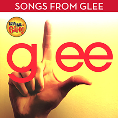 Music Studio Marketplace, Grades 4 -12, Let's All Sing, Songs from Glee, 5-Year Subscription Bundle