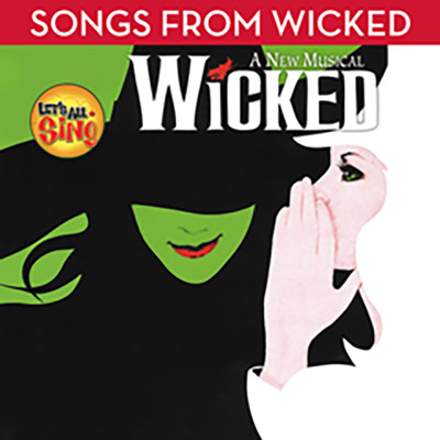Music Studio Marketplace, Grades 4 -12, Let's All Sing, Songs from Wicked, 5-Year Subscription Bundle