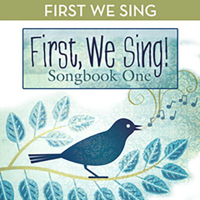 Music Studio Marketplace, Grades PreK-3, First We Sing, Songbook 1, 5-Year Subscription Bundle