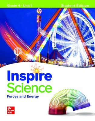 Inspire Science Grade 4, Leveled Reader, Mission: Green Earth ELL Level
