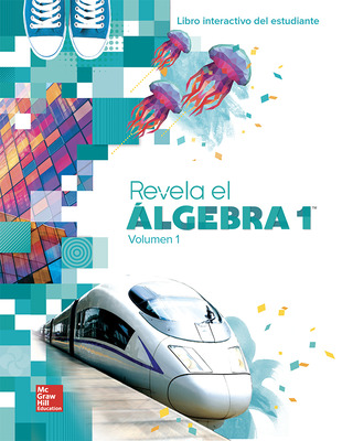 Reveal Algebra 1, Spanish Interactive Student Edition, Volume 1