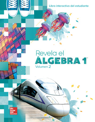 Reveal Algebra 1, Spanish Interactive Student Edition, Volume 2