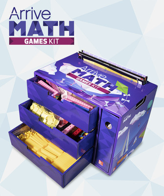 Arrive Math, Classroom Games Kit