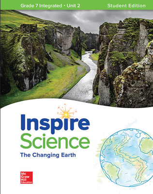 Inspire Science: Integrated G7 Write-In Student Edition Unit 2