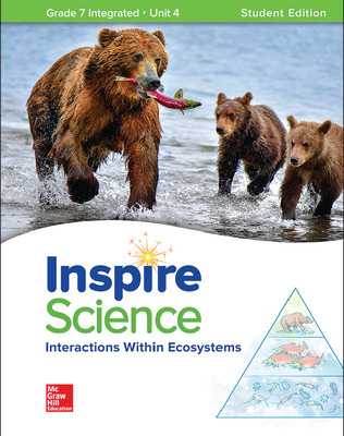 Inspire Science: Integrated G7 Write-In Student Edition Unit 4