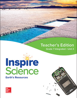 Inspire Science: Integrated G7 Teacher Edition Unit 3