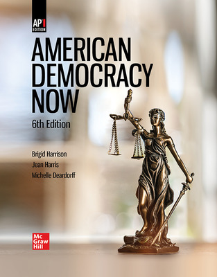 Harrison, American Democracy Now, 2019, 6e, (AP Ed), Student Edition